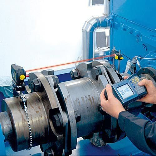 alignment of rotating equipment