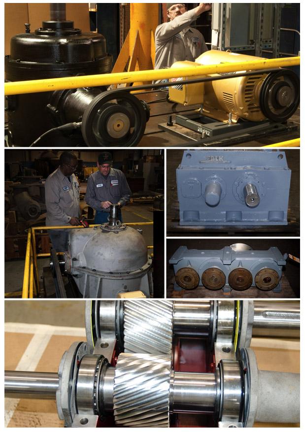 gear box repairs in houston