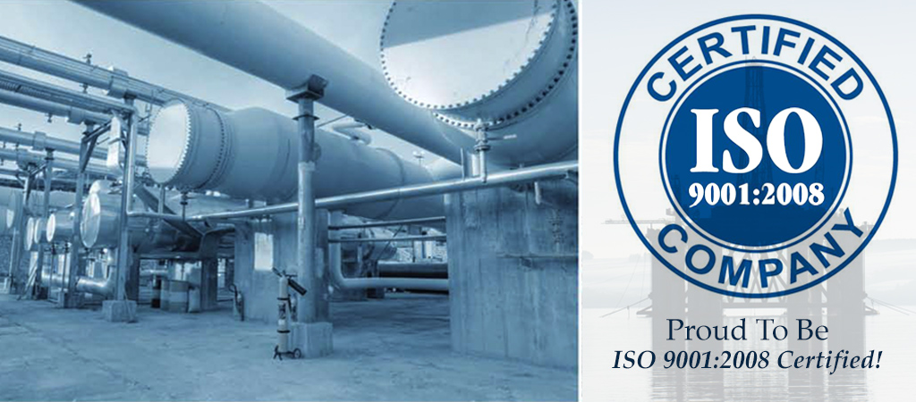 iso certified rotating equipment specialists